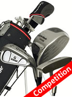 Win a junior set of golf clubs